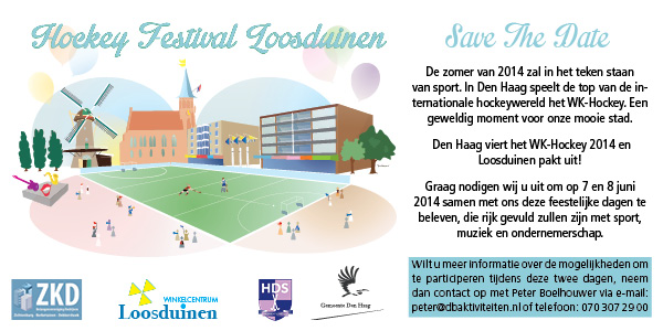 Hockey festival Loosduinen