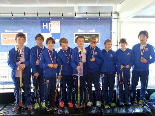 Zaalhockey - JD1